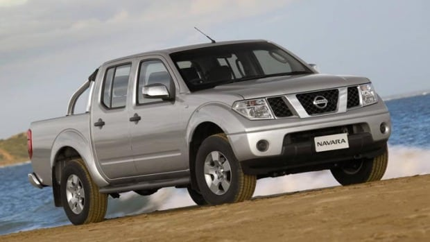 Nissan Navara D40 Common problems on