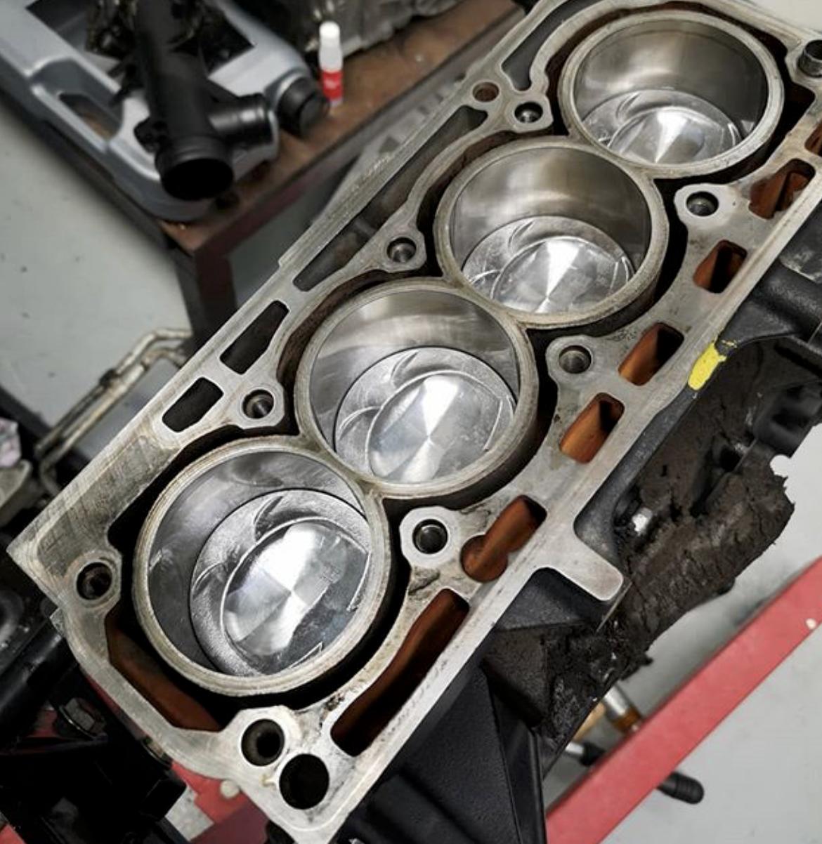 VW 1.4 Engine problems