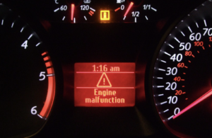 Ford Mondeo Check Engine Light