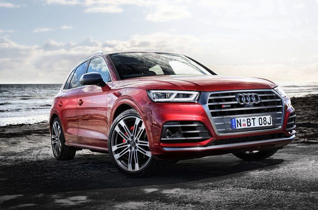 Audi Q5 Vehicle Review